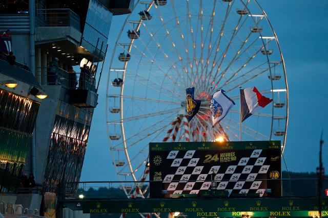 2013 24 Hours of Le Mans (Credit: Alexandre Guillaumot/DPPI