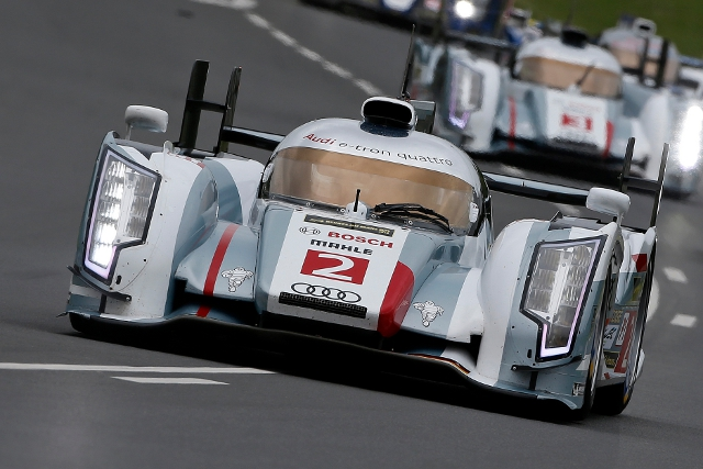 2013 24 Hours of Le Mans (Credit: Francois Flamand/DPPI)