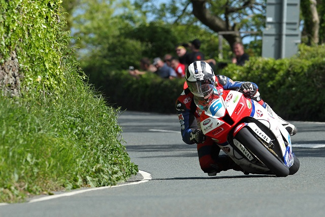 Michael Dunlop - Photo Credit: Isle of Man TT