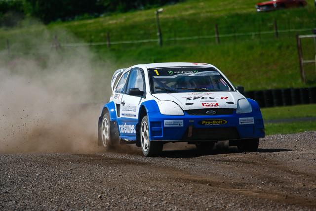 British Rallycross Championship 2013