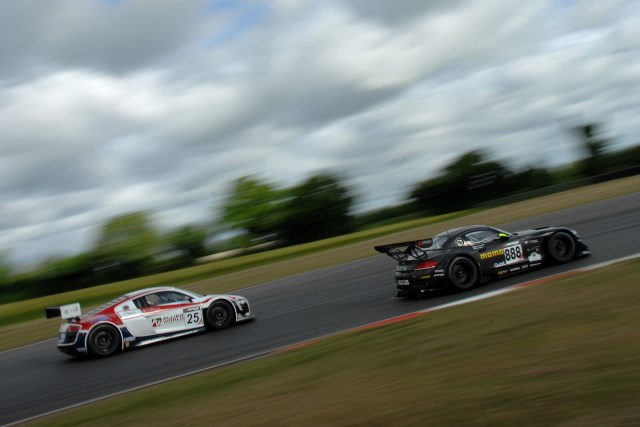 Avon Tyres British GT Championship (Credit: Chris Gurton Photography)