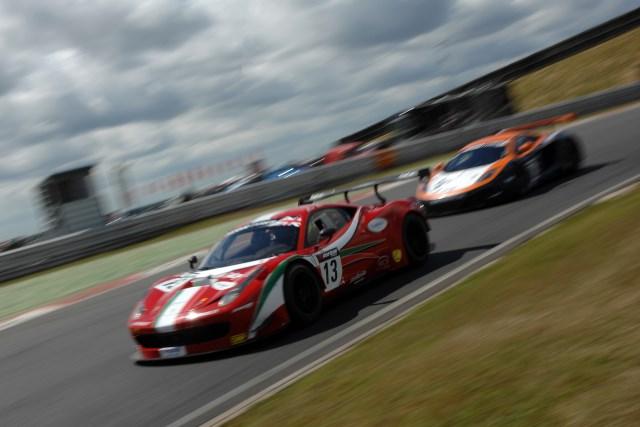 Avon Tyres British GT Championship (Credit: Chris Gurton Photography)