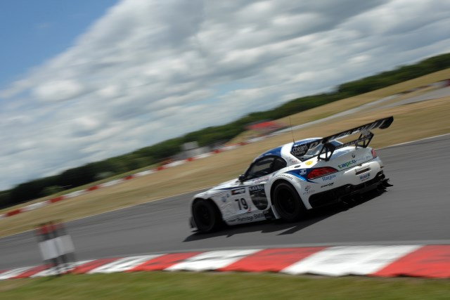 Bryant went fastest late in the hour long session (Credit: Chris Gurton Photography)