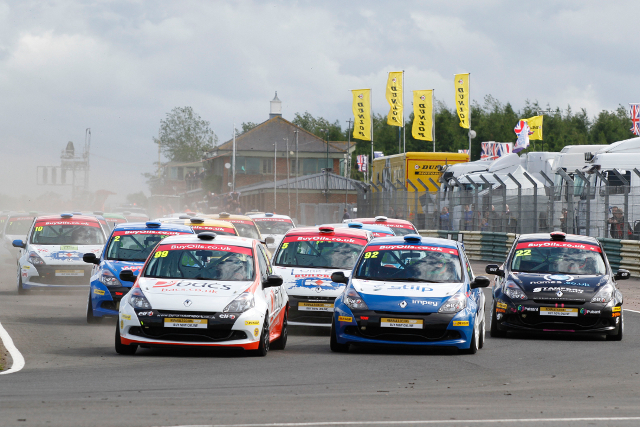 Clio Cup 2013  - Credit: Jakob Ebrey Photography