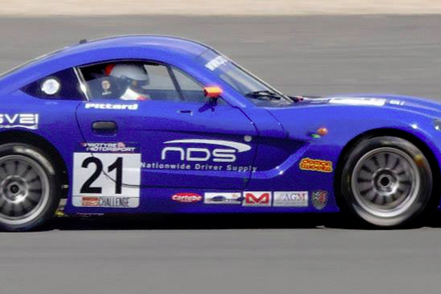 David Pittard Silverstone 2013