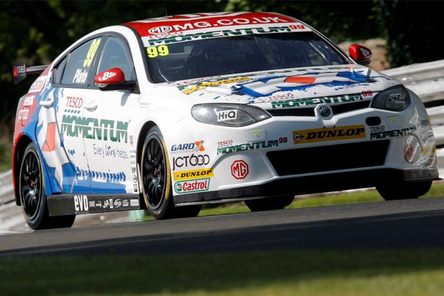JP Oulton FP1 2013