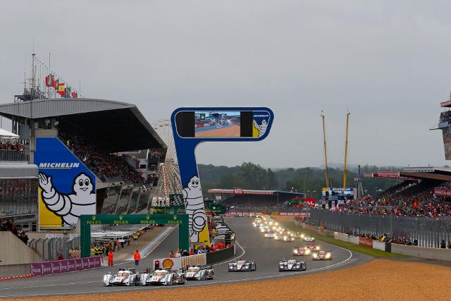 2013 24 Hours of Le Mans (Credit: Jean-Michel le Meur/DPPI)