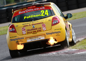 Pattison Has Been On Fire Since His Clio Return - Credit: Jakob Ebrey Photography