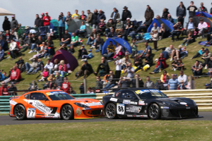 Davies (#77) And Nicoll-Jones (#88) Have Taken Regular Podium Finishes - Credit: Jakob Ebrey Photography