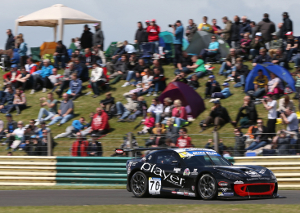 Coates Battled To A Podium Finish In Front Of His Home Crowd - Credit: Jakob Ebrey Photography