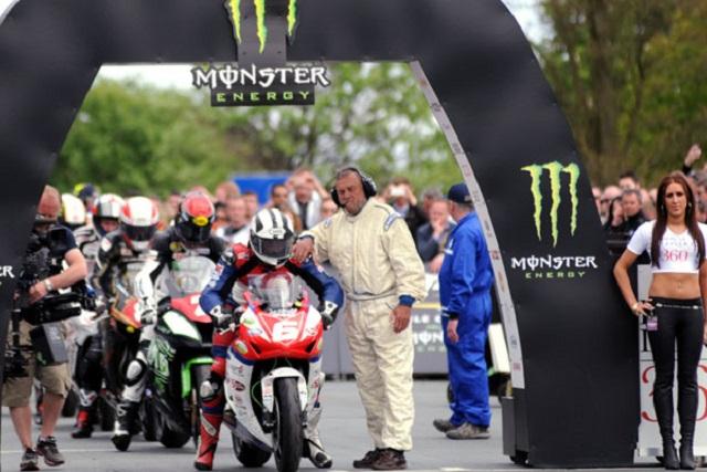 Michael Dunlop - Photo Credit: Isle of Man TT Press Office