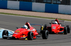 Argentinian Duo Maranzana (#25) And Rosso (#26) Have Been Regular Podium Visitors - Credit: Jakob Ebrey Photography