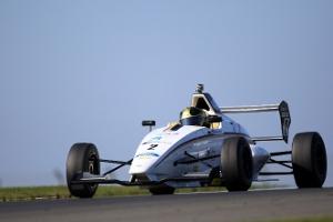 Brabham Has Impressed Since Graduating Into Single-Seaters - Credit: Jakob Ebrey Photography