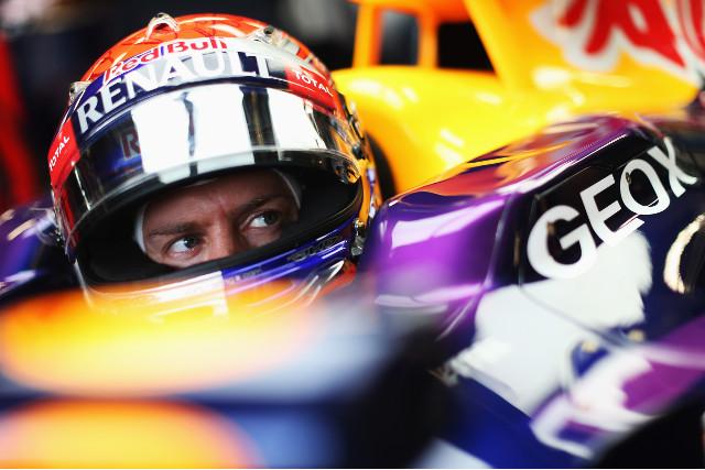 Vettel Canada 07Jun13