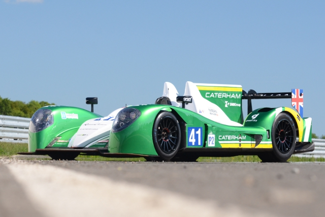 This year's 24 Hours of Le Mans will be Greaves Motorsport's 50th ACO rules race (Credit: Greaves Motorsport)