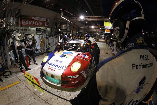 2013 24 Hours of Le Mans (Photo Credit: Porsche)