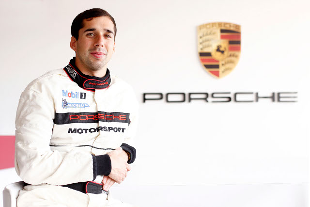 Jani will take on some testing duties in the new car (Credit: Porsche AG)