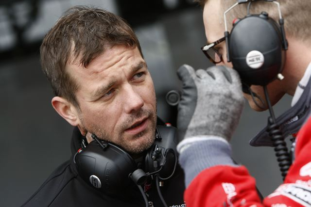 Sebastien Loeb - Photo Credit: VIMAGES/Fabre