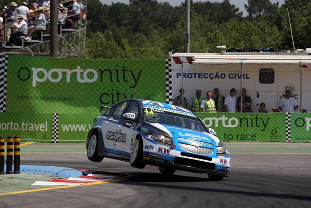 James Nash - Photo Credit: FIA WTCC