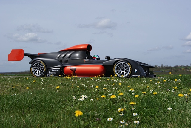 The car will miss Le Mans but could make future WEC appearances (Credit: GreenGT)