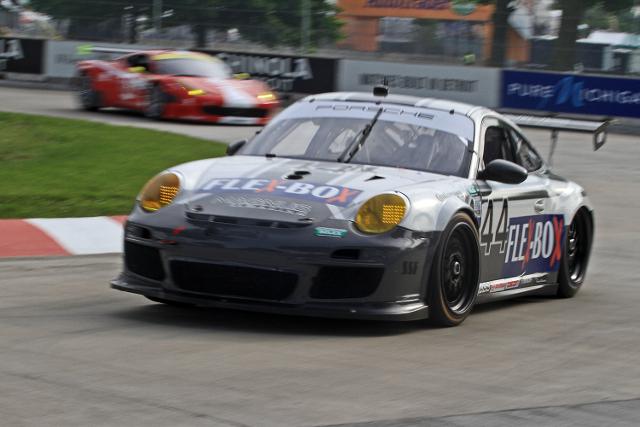 Magnus Racing missed the class podium (Credit: Grand-Am)