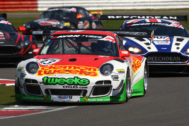 All three Trackspeed teams will be aiming to bounce back after DNFs at Silverstone (Credit: Jakob Ebrey)