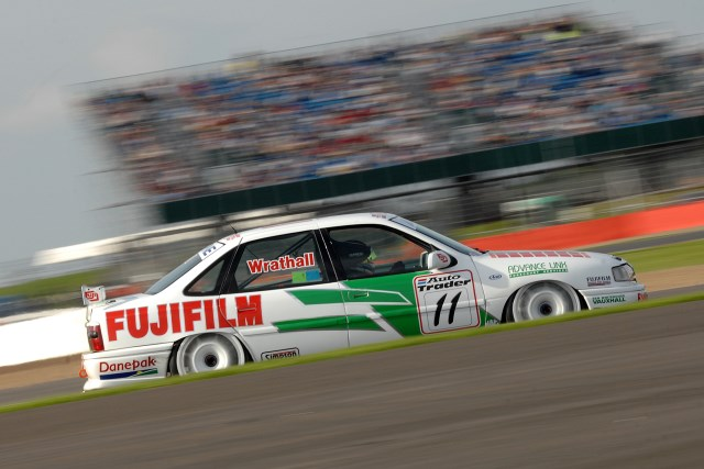 Wrathall took a a pair of runners-up finishes from the 2012 Silverstone Class weekend (Credit: Chris Gurton Photography)