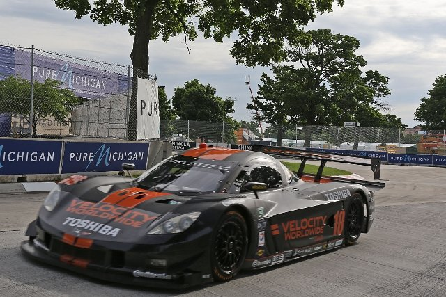 WTR's Detroit victory follows their win at Barber Motorsports Park (Credit: Grand-Am)