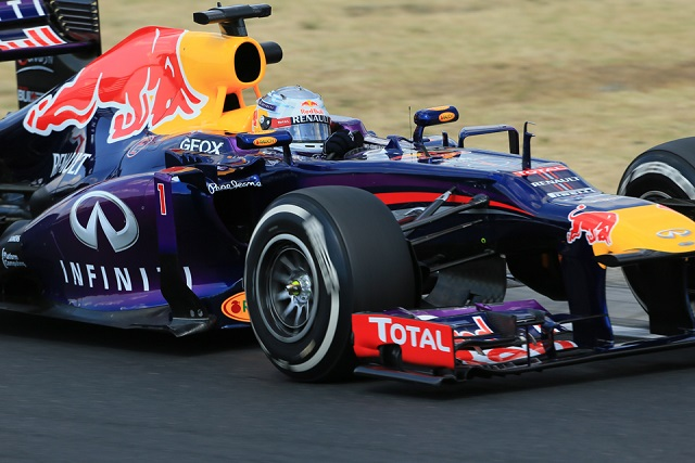 Sebastian Vettel - Photo Credit: Octane Photographic