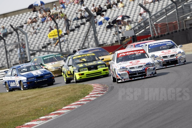 Round 2 of the Touring Car Trophy.