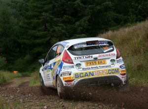 McKenna Took The RallyTwo Victory - Credit: Jakob Ebrey Photography