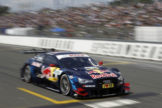 Will Ekstrom be the man to capture the title? (Credit: DTM Media)