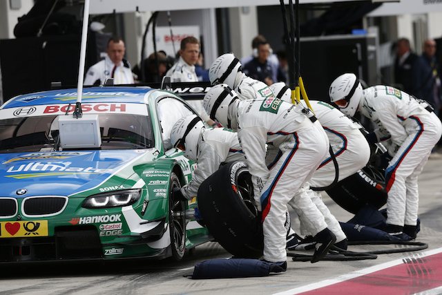 Making the best of Safety Car periods are a strategic key in the DTM (Credit: DTM Media)