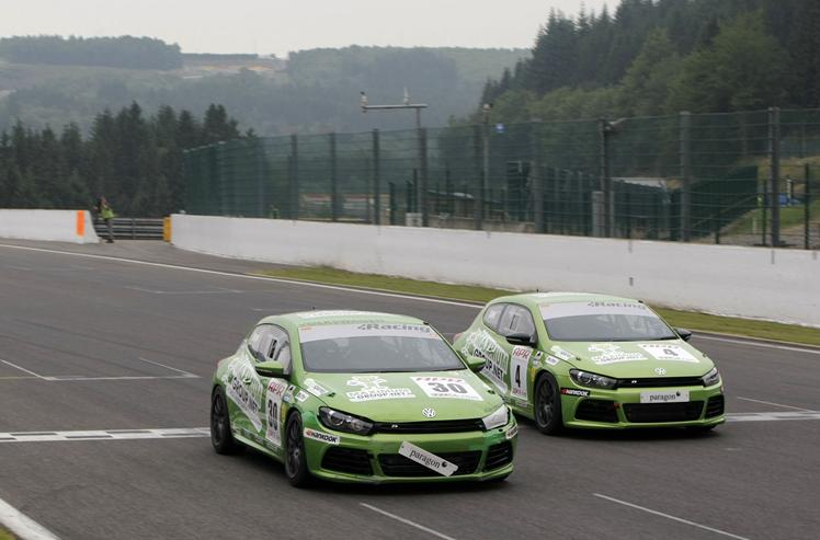KPM cars Depper Lines 2013 Spa