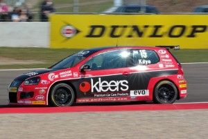 Kaye VW Golf Donington 2013