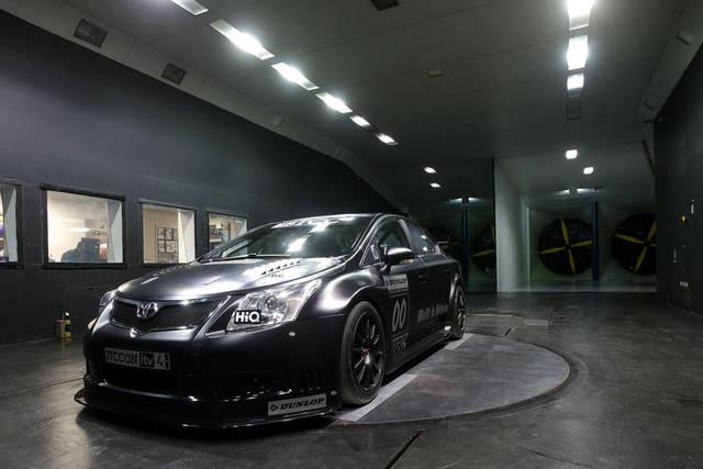 NGTC-Toyota - Credit: BTCC.net