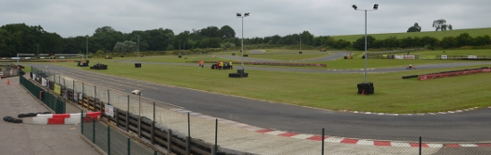 Whilton Mill Provides A Tough Challenge For Karters