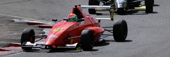 MacLeod Gained Vital Track Experience On His Formula Ford Debut - Credit: Jakob Ebrey Photography