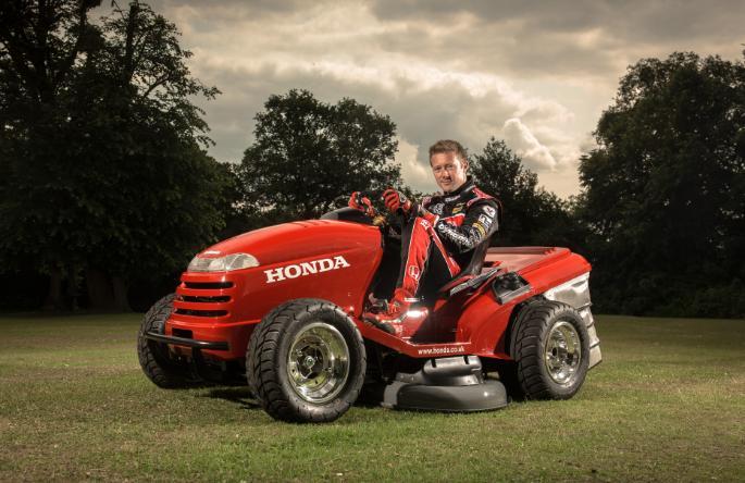 Shedden Dynamics lawn mower 2013