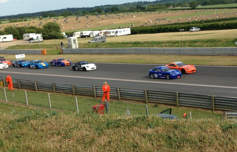 Snetterton GT5 Challenge 2013 photo Pittard Bailey