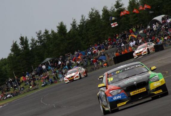Turkington Croft race 1 win 2013