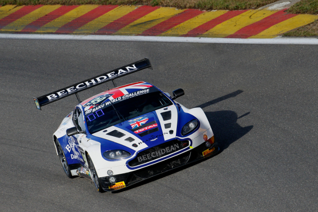 The Beechdean car will led a Pro-Am Cup class front row (Credit: V-IMAGES.com/Fabre)