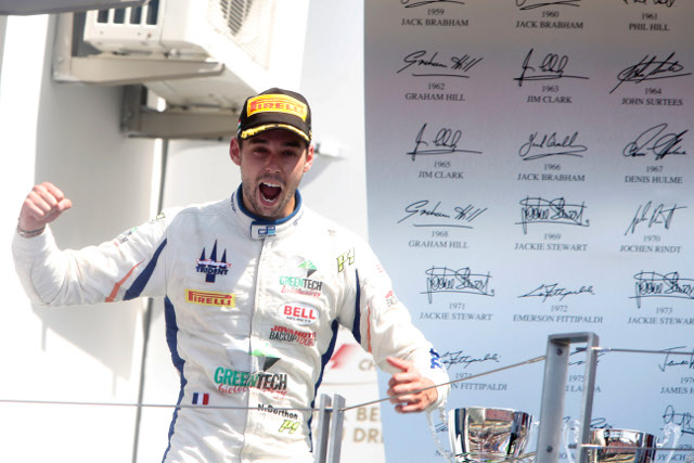 Berthon claimed his maiden GP2 win (Credit: Alastair Staley/GP2 Media Service)