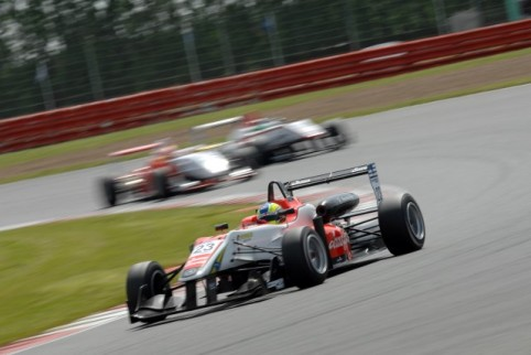 The Indian sees British F3's stance as a mistake (Credit: Chris Gurton Photography)