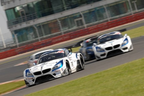 Honours at the Silverstone 500 went to Ecurie Ecosse (Credit: Chris Gurton Photography)