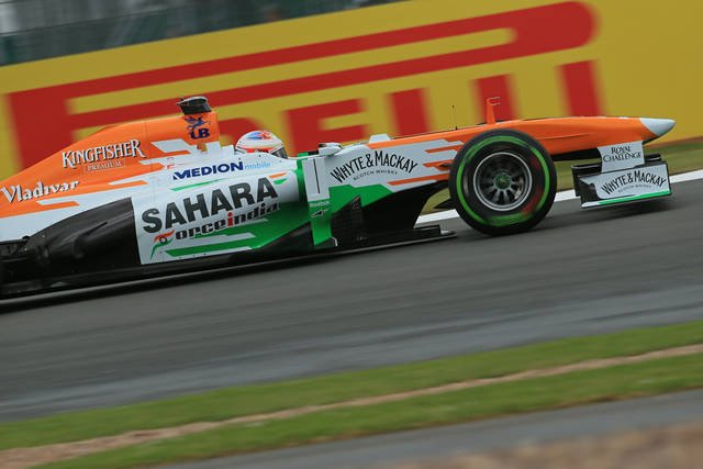 Paul di Resta - Octane Photograpic Ltd