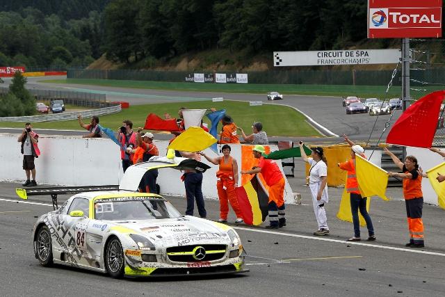 2013 Total 24 Hours of Spa (Credit: V-IMAGES.com)
