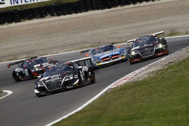 FIA GT Zandvoort - Photo Credit: V-IMAGES.com/Fabre