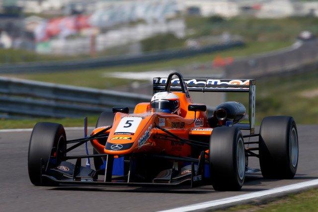 Felix Rosenqvist (Credit: FIA Formula 3 European Championship/Thomas Suer)
