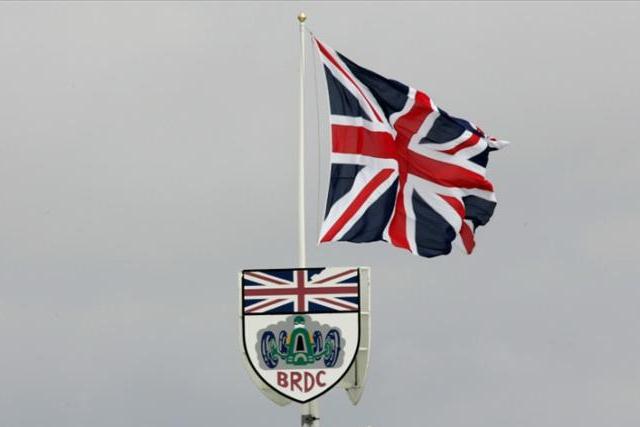 BRDC Flag